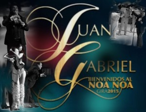 Juan Gabriel Brings his Noa Noa Tour to MSG