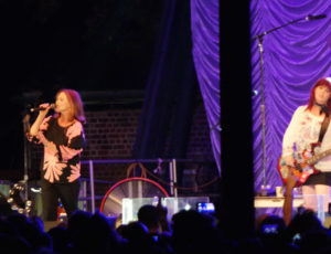 The Go-Gos Bid Farewell with a Rockin concert in Central Park