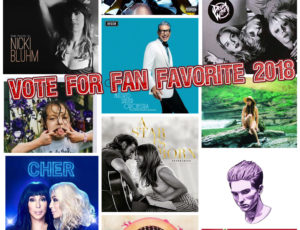 Vote for Fan Favorite 2018